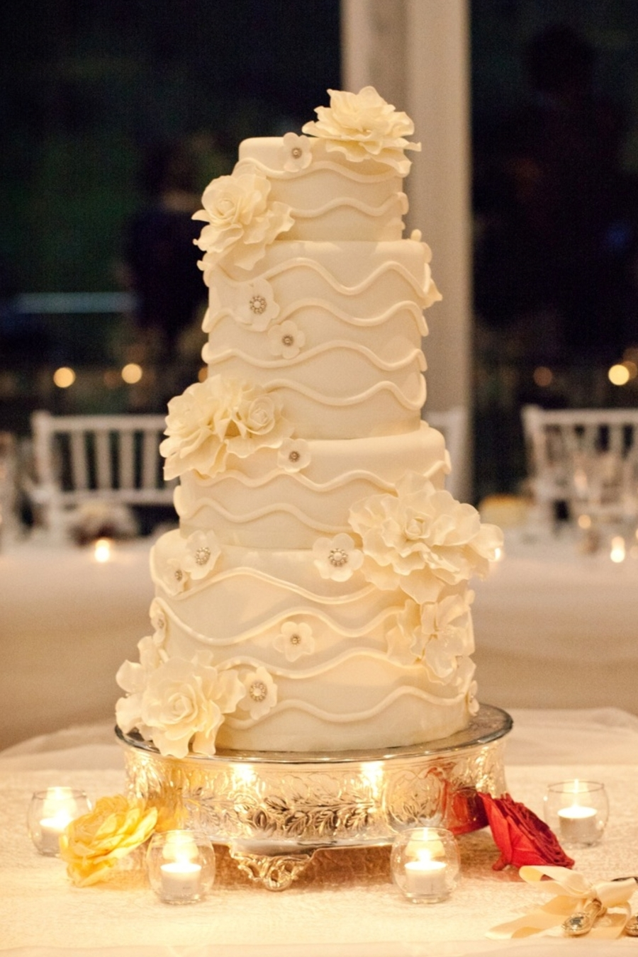a wedding cake weighed 8 kg my wedding cake yahooo cakecentral 10982