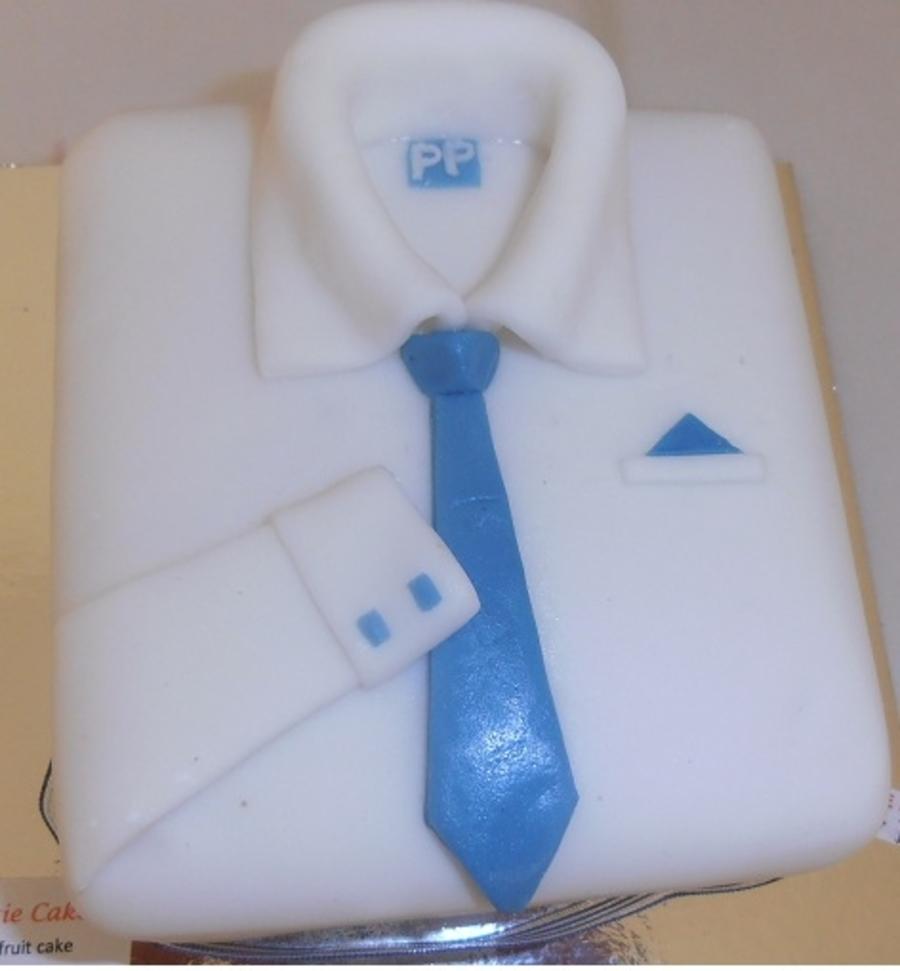 Shirt design cake - Men S Shirt Cake On Cake Central