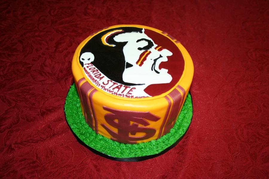 Florida State University Seminole Cakecentral Com