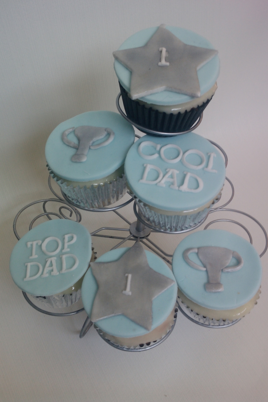 Top Dad on Cake Central