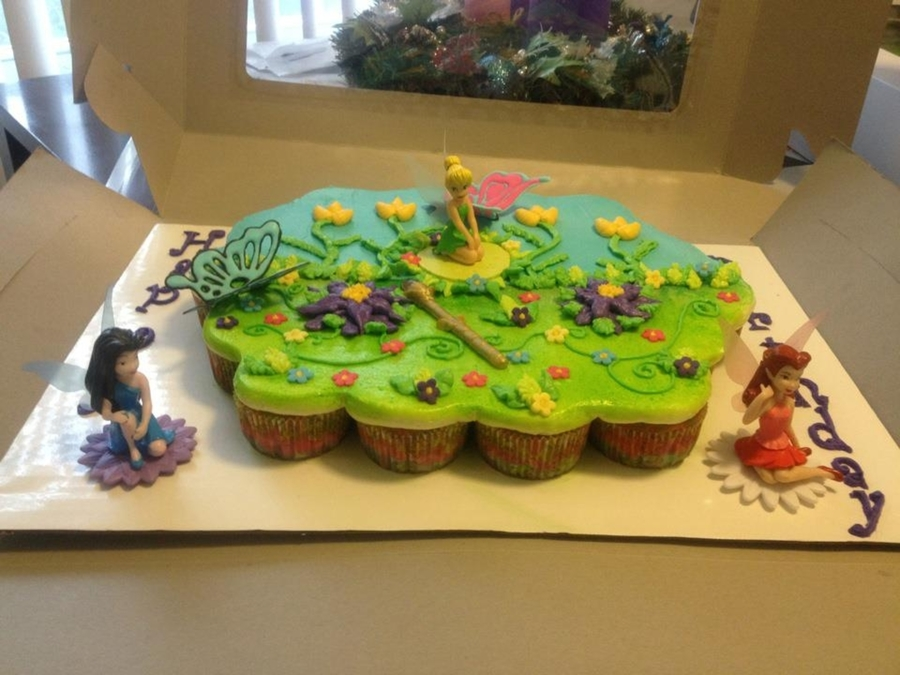 Everything Is Edible Except For Tinkerbell And Fairies