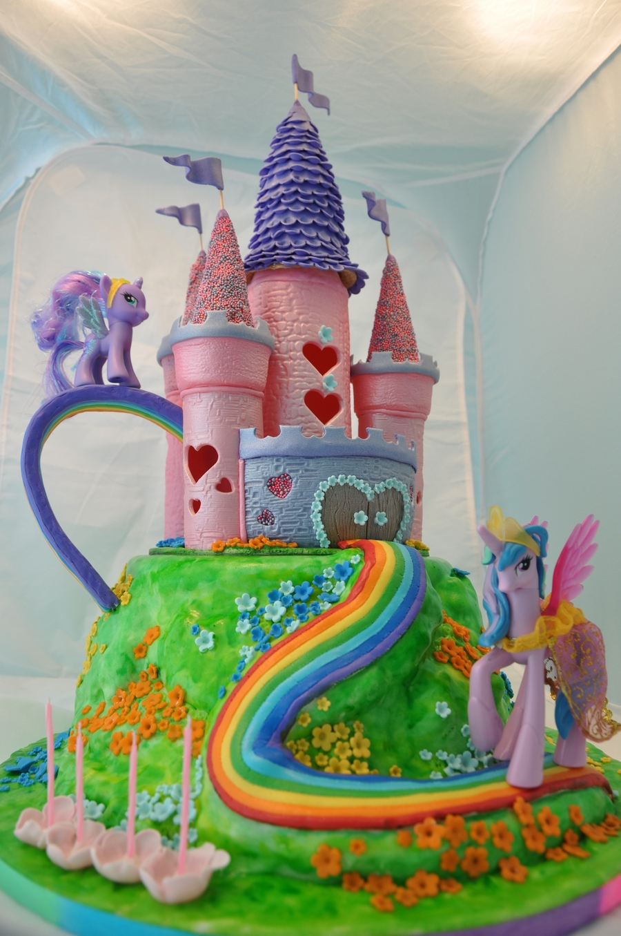 My Little Pony Cake Birthday