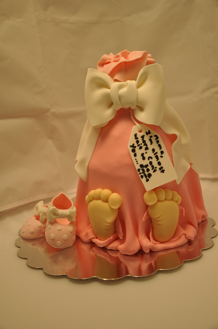 Bundle Of Joy  on Cake Central