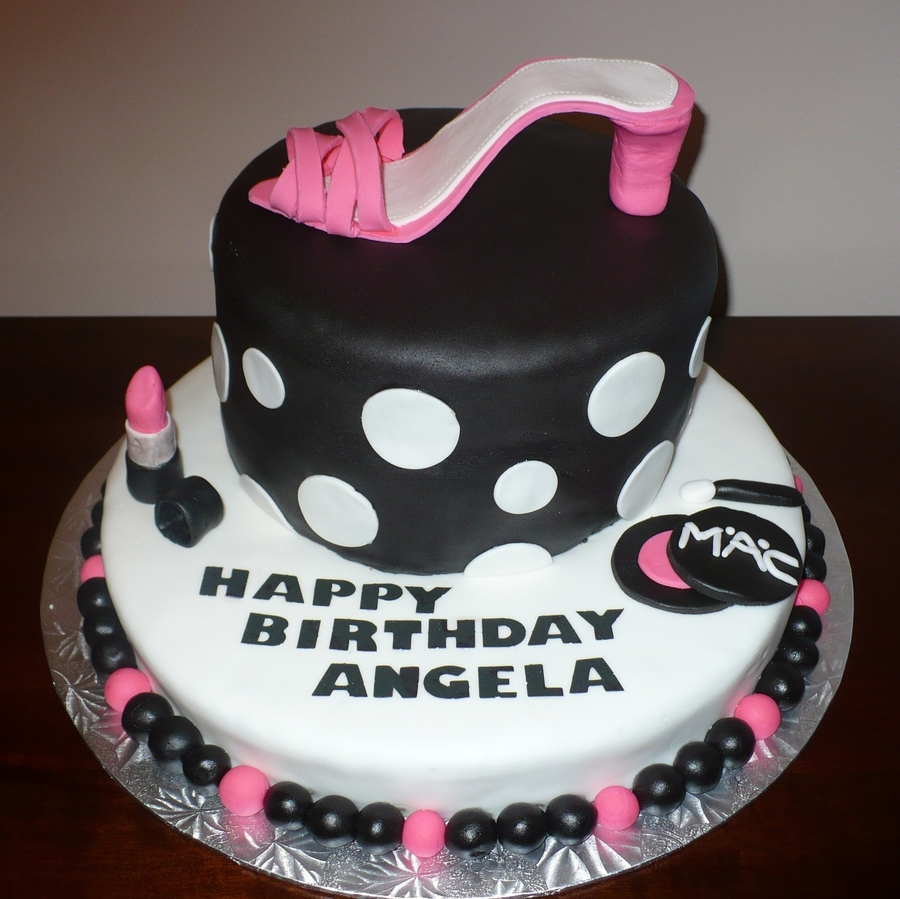 Birthday Cake For My Sister In Law Cakecentral Com