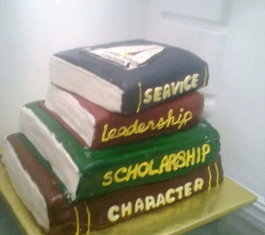 National Honor Society Cake on Cake Central