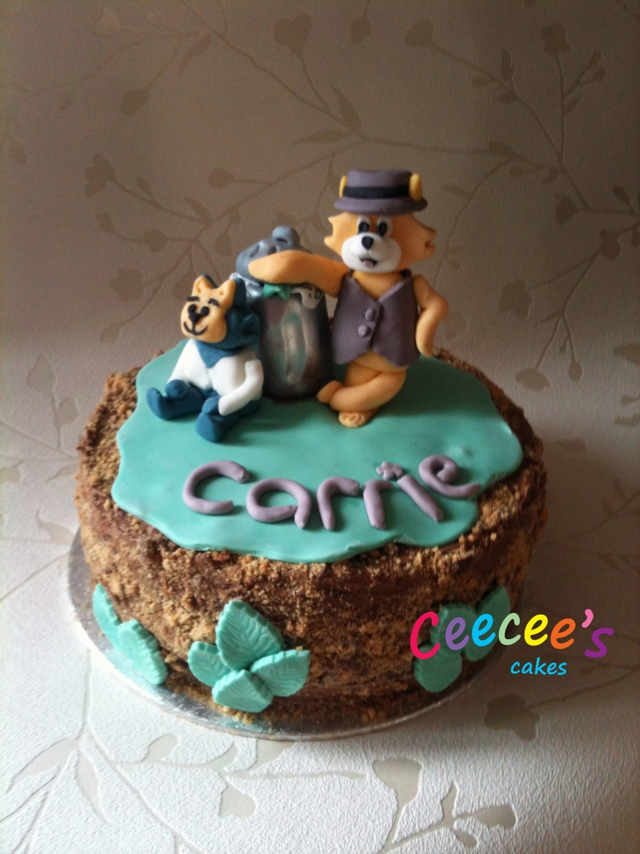 Top Cat  on Cake Central