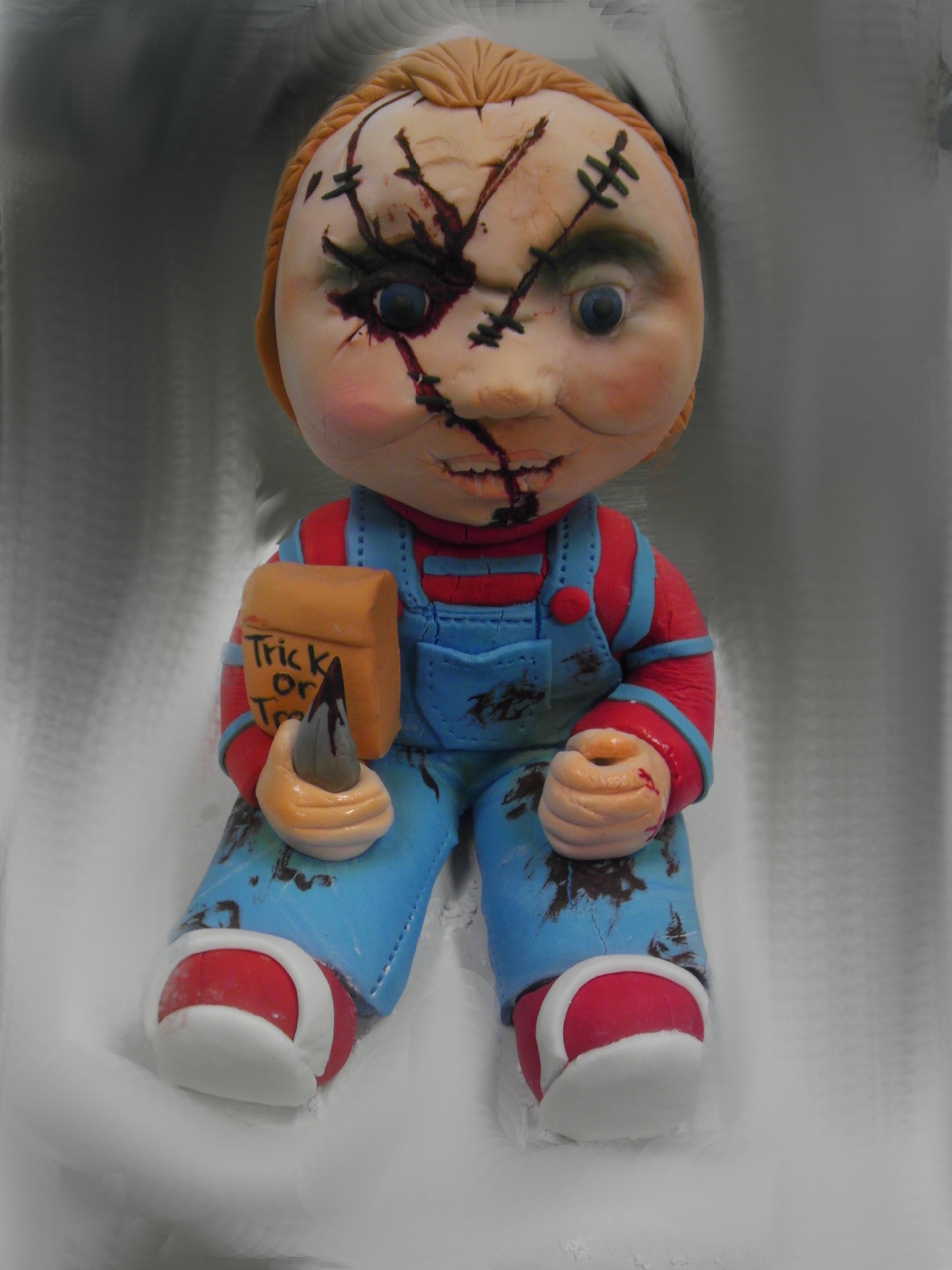 Chucky Doll Birthday Cakes