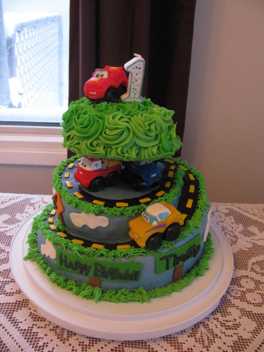 Tremendous Tonka Truck Cake Cakecentral Com Funny Birthday Cards Online Necthendildamsfinfo