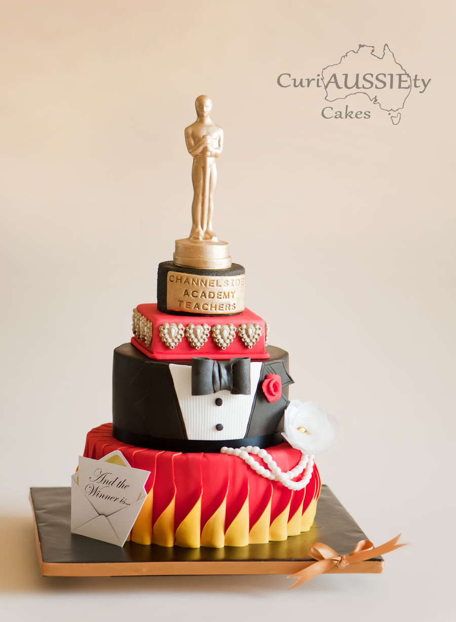Cake Decorating Awards