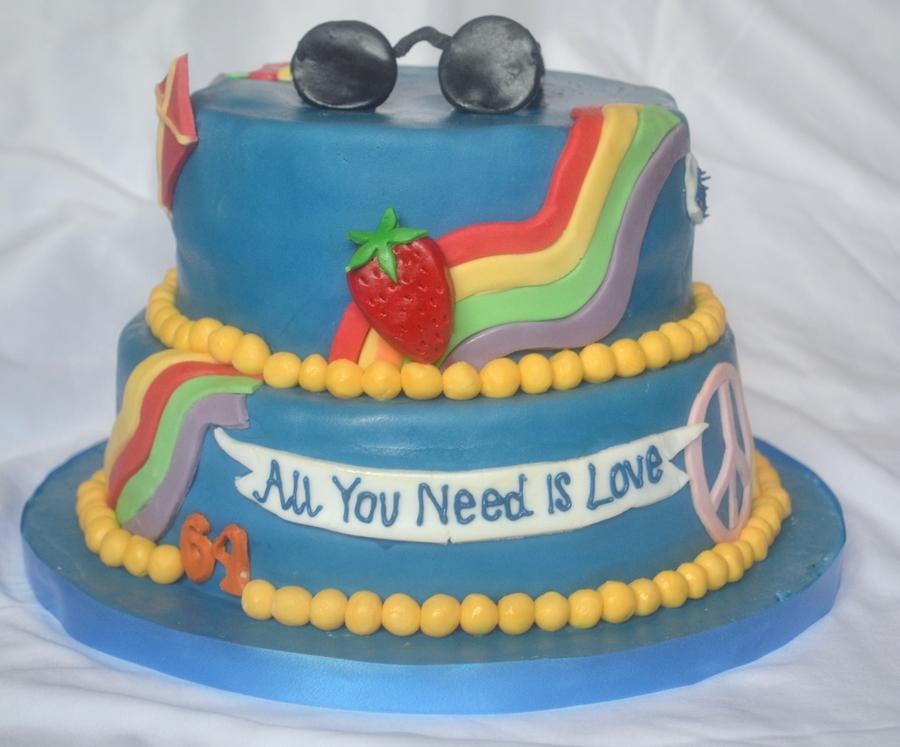 John Lennon Cake Cakecentral