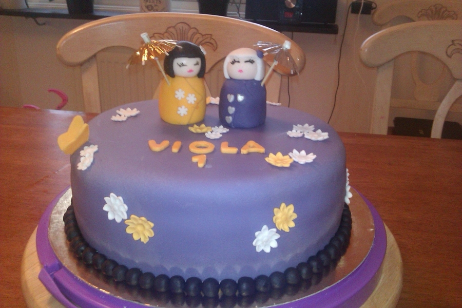 Kimidoll Cake on Cake Central