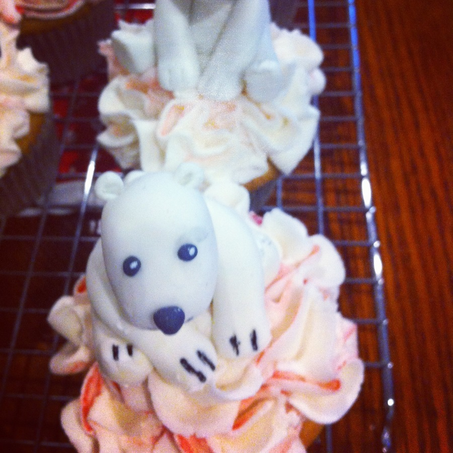 Polar Bears on Cake Central