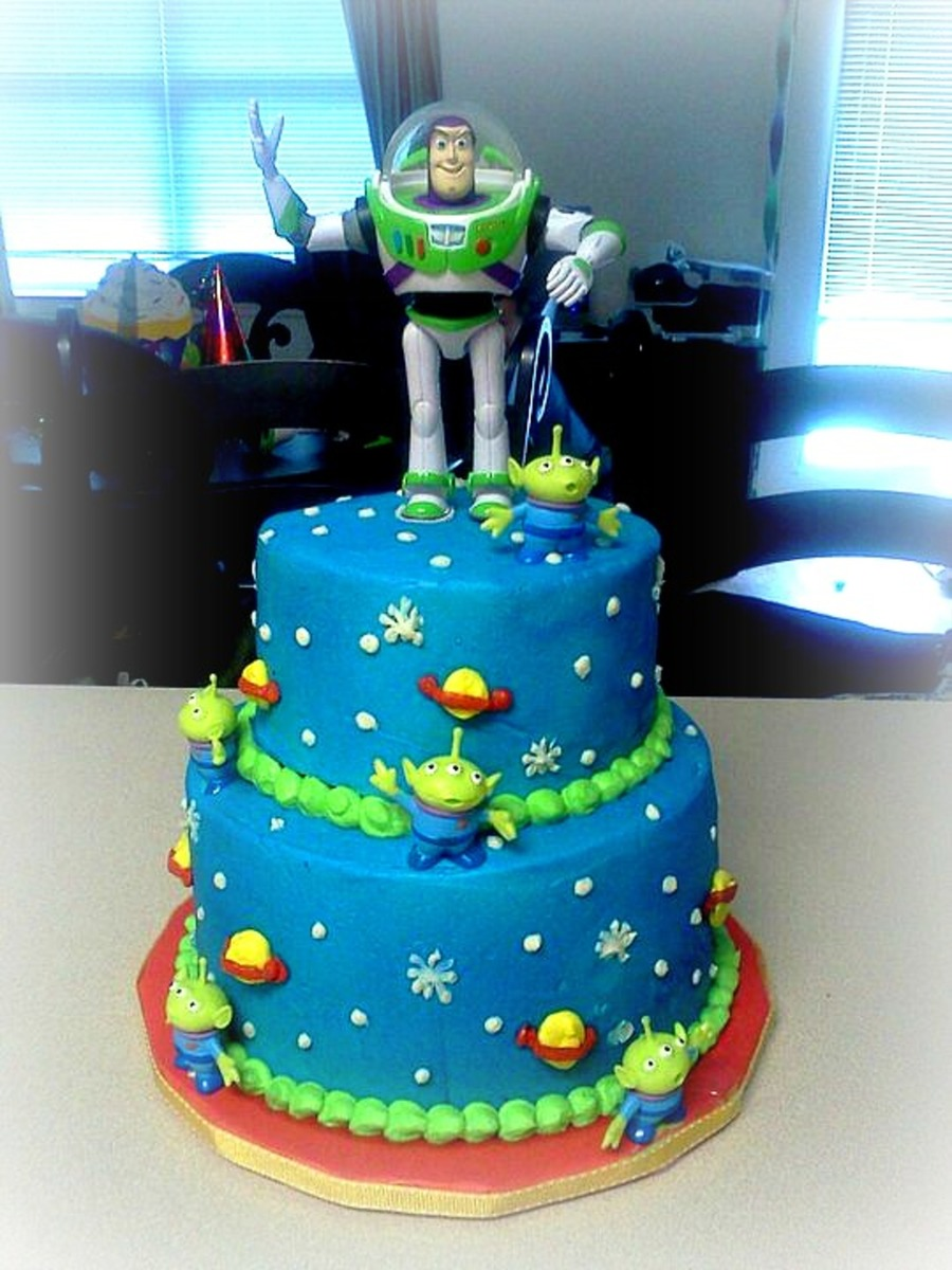 Toy Story Birthday Cake Ideas
