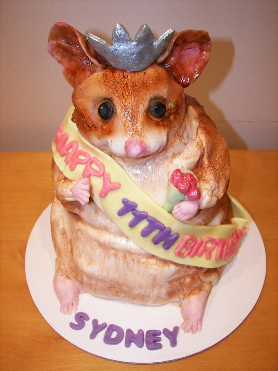 Hampster Princess on Cake Central