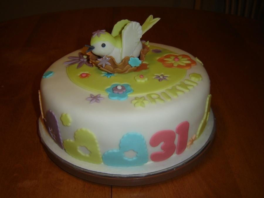 Birthday Bird Cakecentral