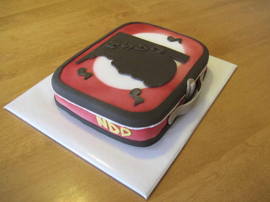 Harm Nick Jc Lunch Box Cakecentral