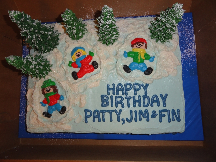 January Birthdays Cakecentral Com