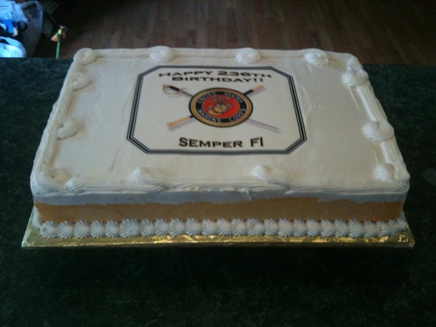 Happy 236th Birthday Usmc Cakecentral