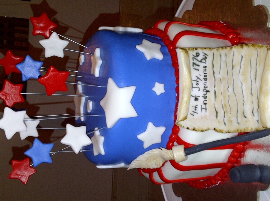 4Th Of July on Cake Central