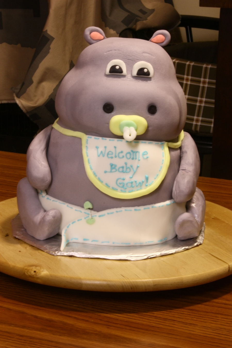 Hippo on Cake Central