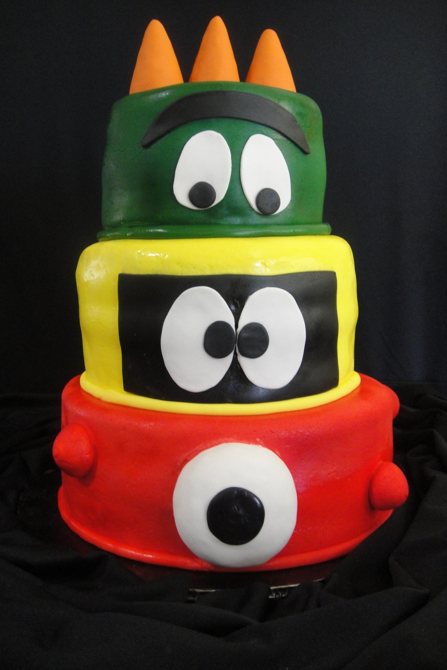 Yo Gaba_Gaba  on Cake Central