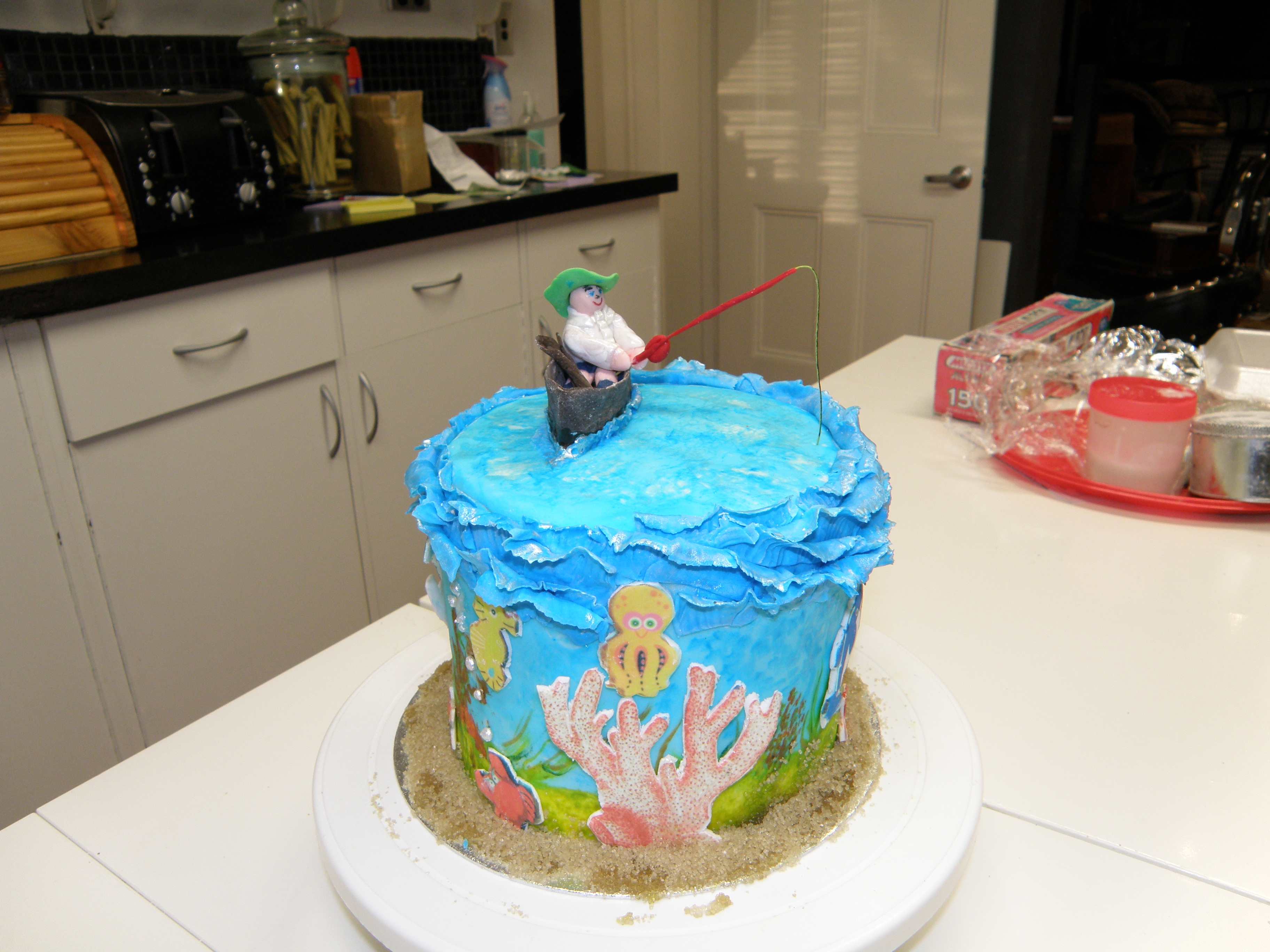 Images Of Birthday Cakes For 8 Year Old Boy : Cake For 8 Year Old Boy - CakeCentral.com