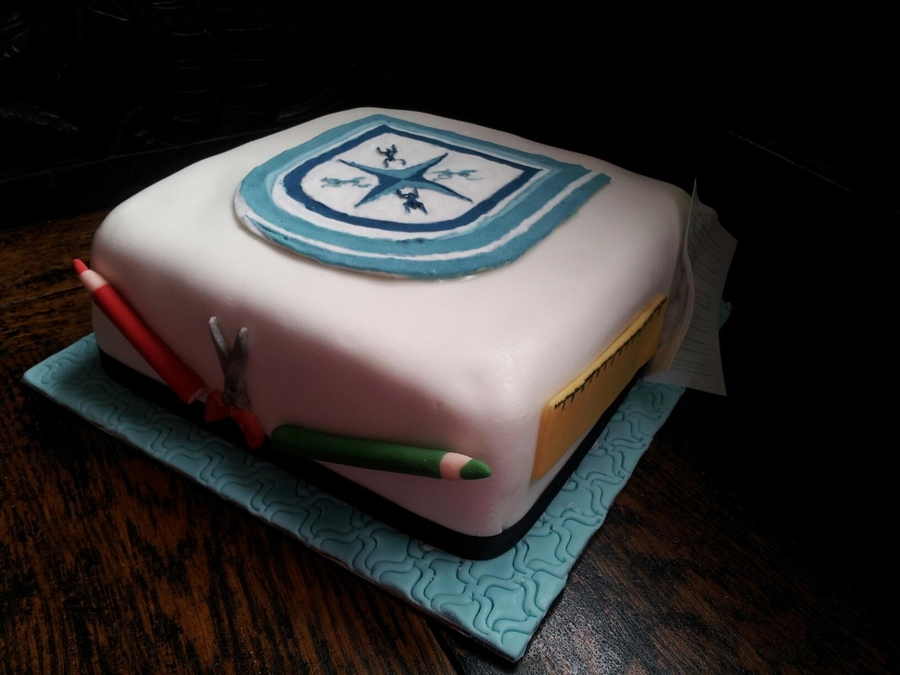 Headmasters Retirement on Cake Central