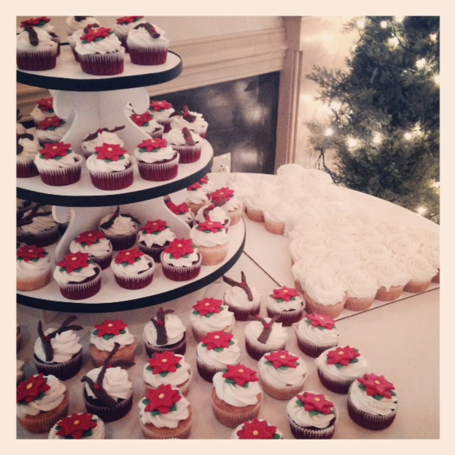 christmas in july themed bridal shower on cake central