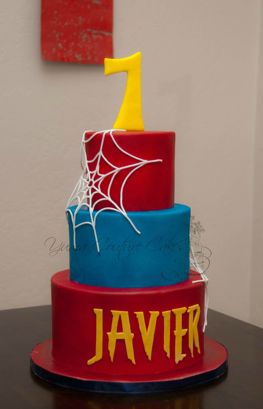 Webs And Comic Books on Cake Central