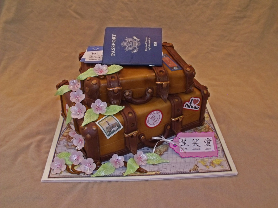 Asian Travel on Cake Central