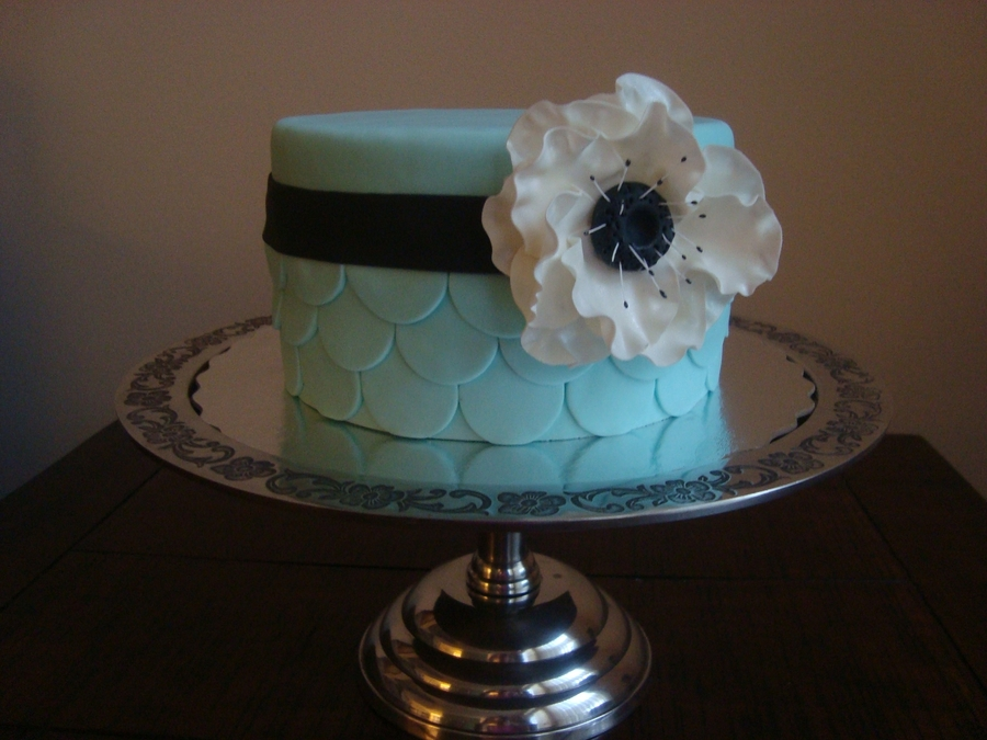 Anemone Cake on Cake Central