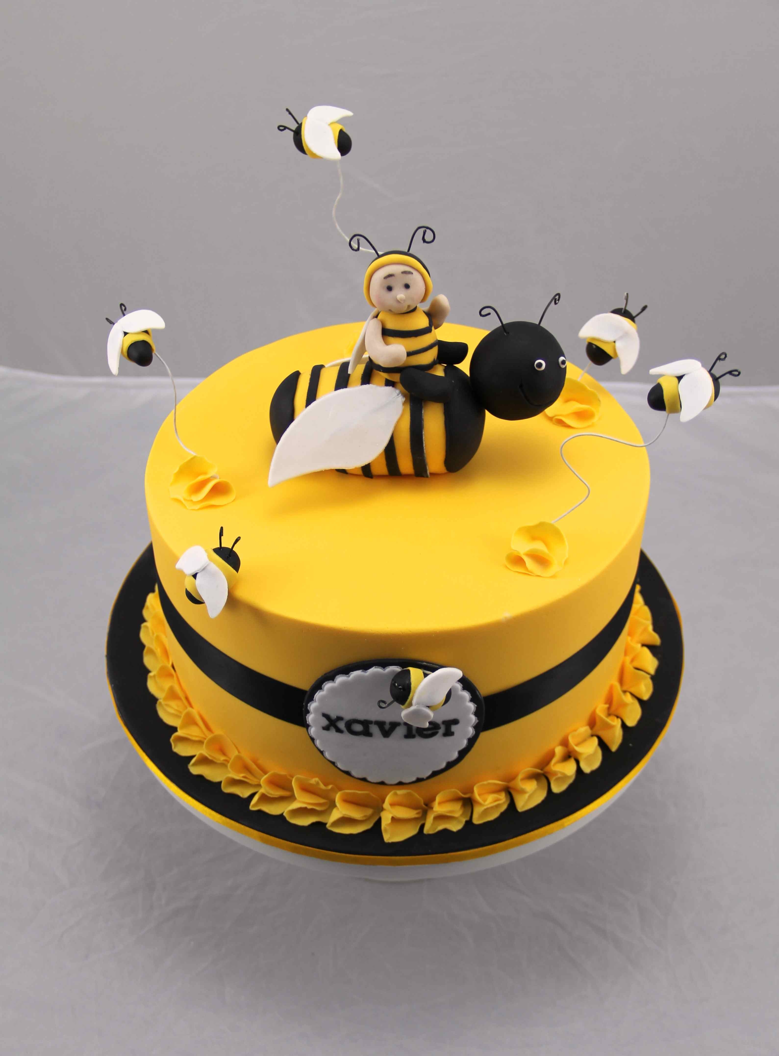 Images Of Honey Bee Cakes