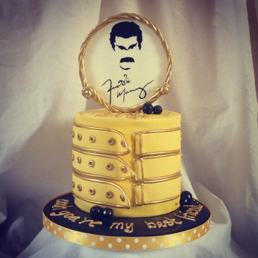 Band Birthday Cake