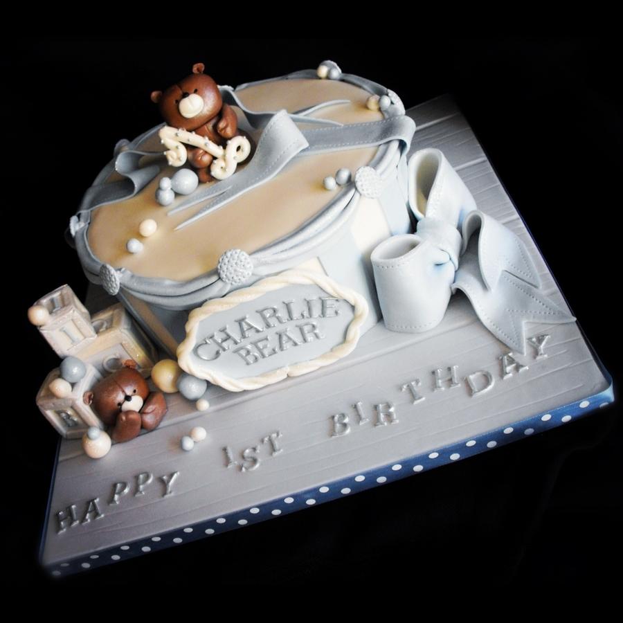 Astounding Boys 1St Birthday Cakecentral Com Personalised Birthday Cards Bromeletsinfo