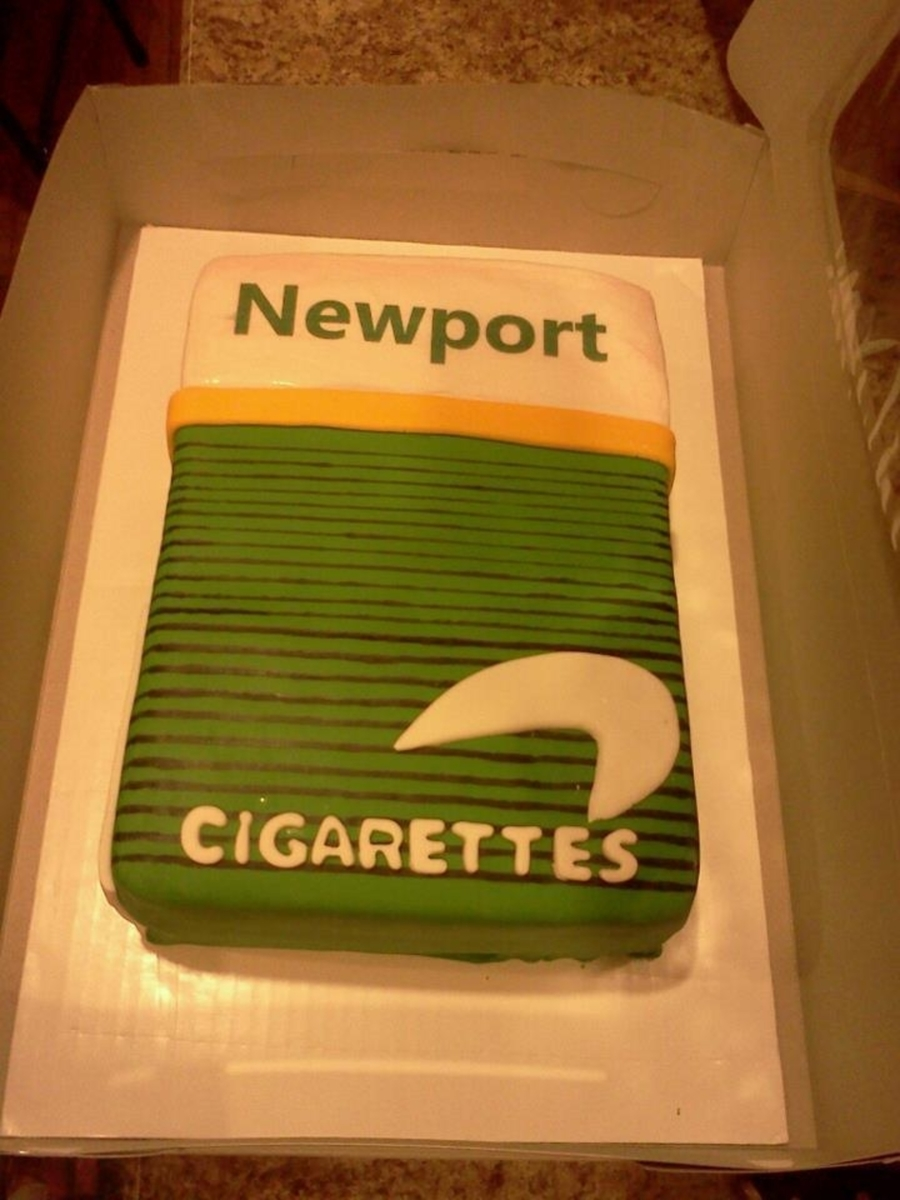 Newport on Cake Central