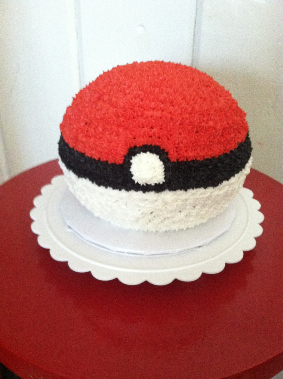 Pokemon Birthday Cake on Cake Central