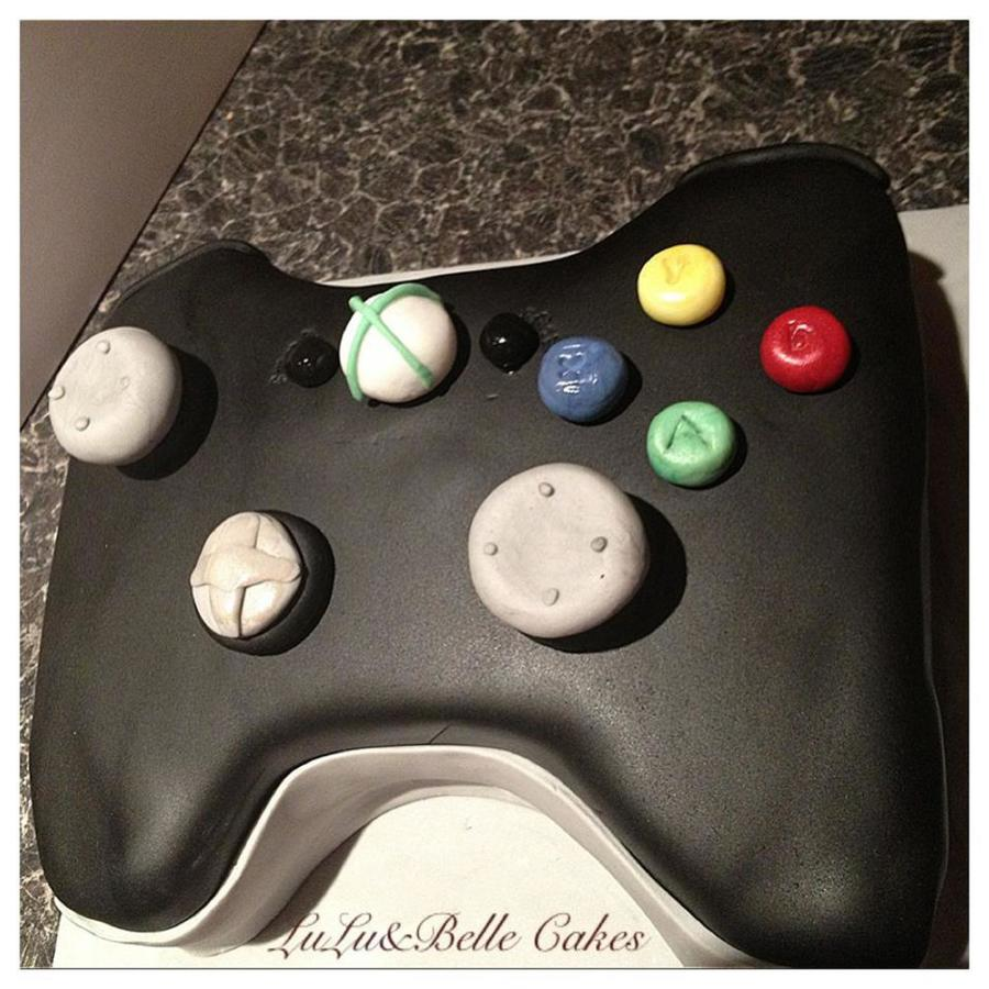 X Box Controller Cake on Cake Central
