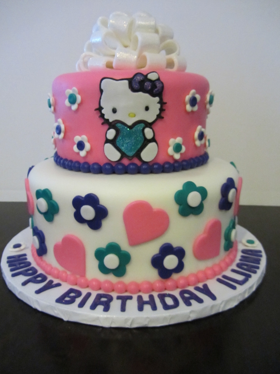 Hello Kitty Birthday on Cake Central