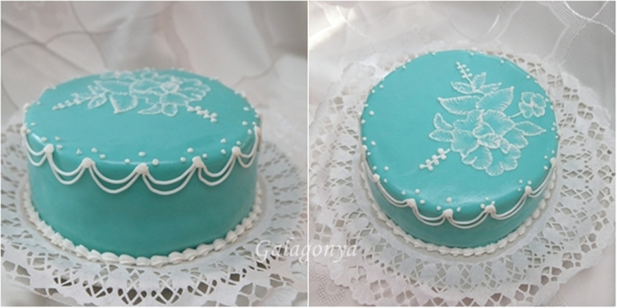 Blue And Royal Icing on Cake Central