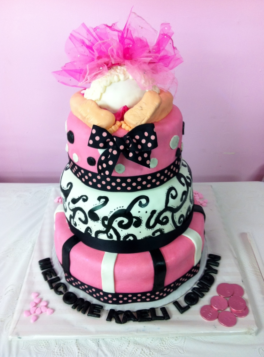 Baby Butt Tutu Cake on Cake Central