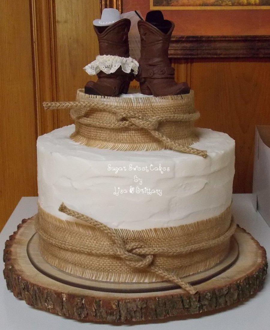 Rustic Western Cakecentral Com