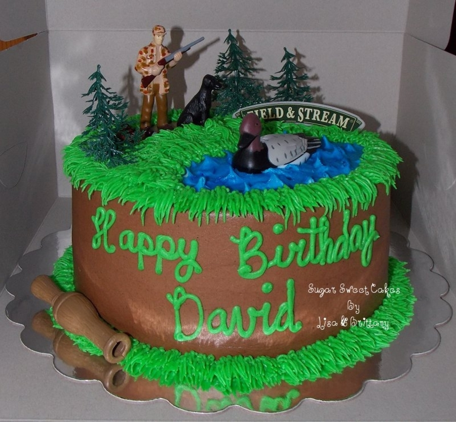 Duck Hunting  on Cake Central