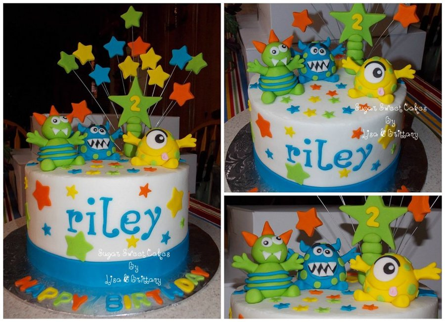Little Monsters on Cake Central