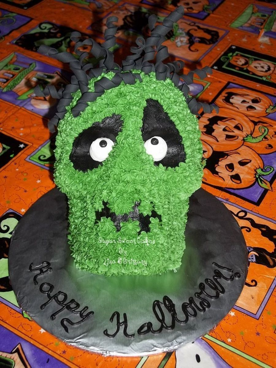 Mischievious Monster on Cake Central