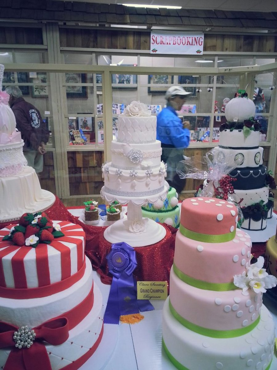 Contest Cake on Cake Central