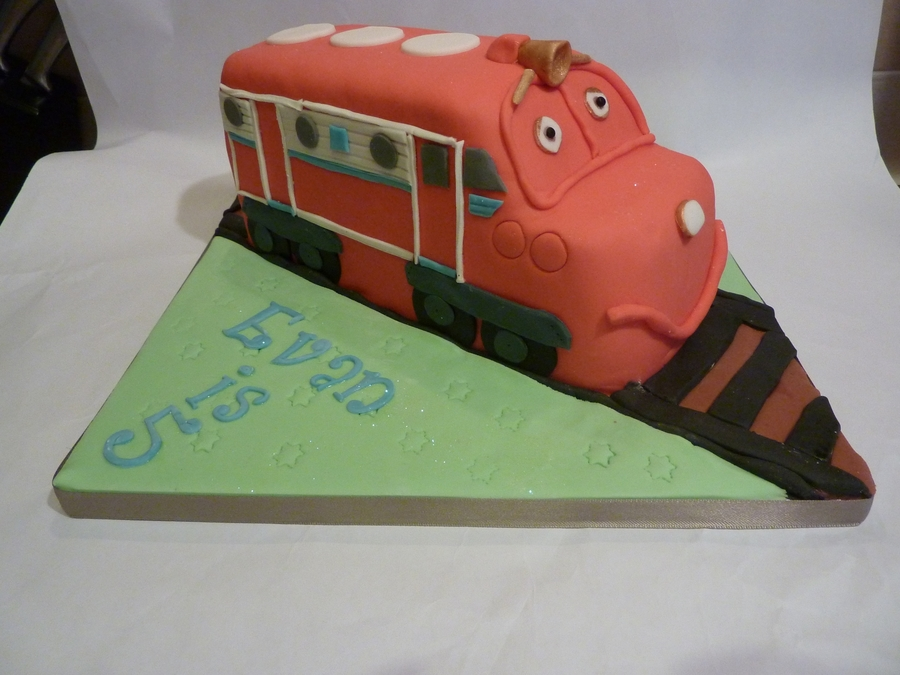 Chuggington Cake on Cake Central