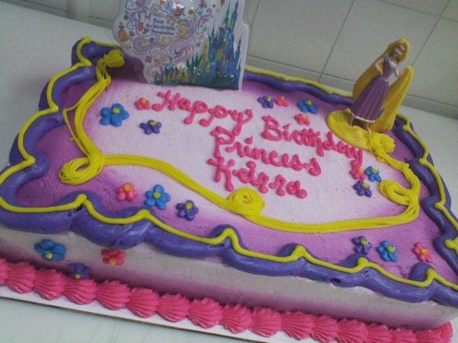 Disney Rapunzel Cakecentral Com