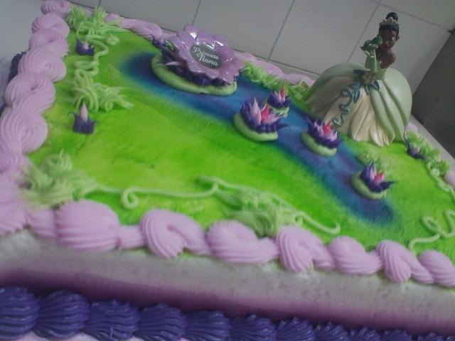Disney Princess Tiana CakeCentralcom