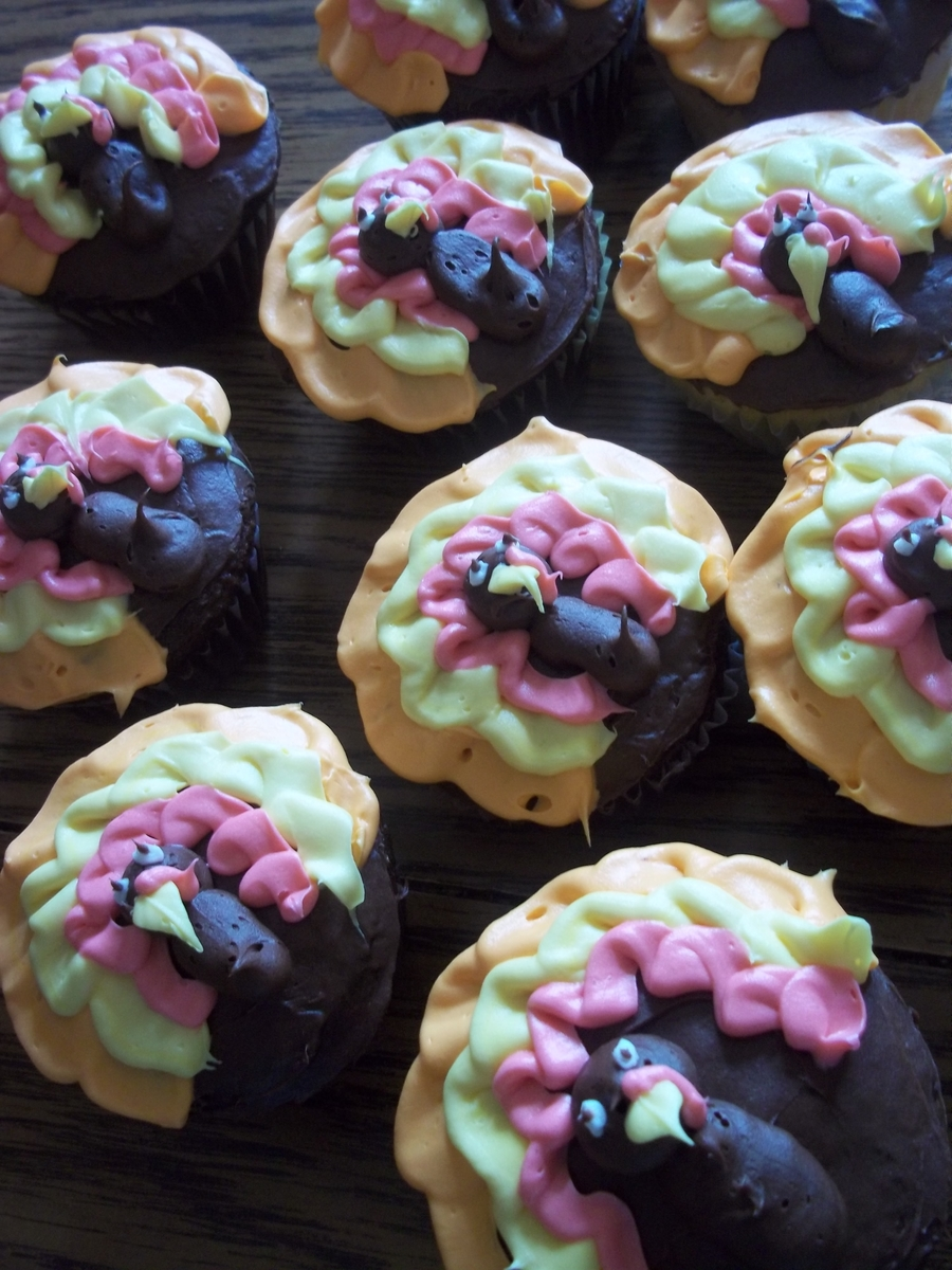 Turkey Cupcakes on Cake Central