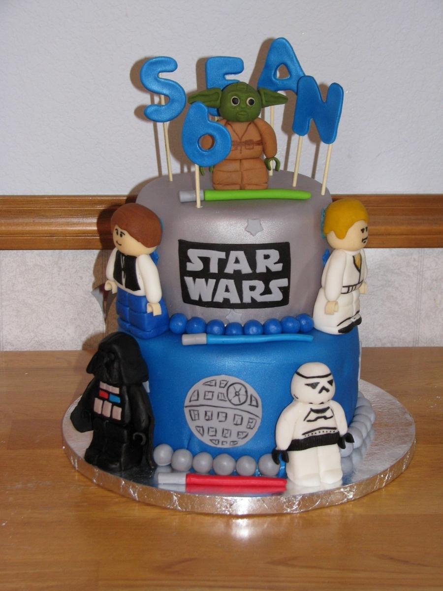 Star Wars Birthday Cake Recipes
